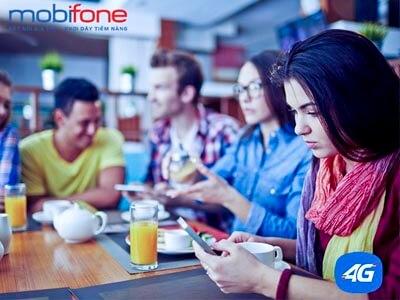 Đăng ký gói cước 4G MobiFone giá chỉ từ 70.000đ