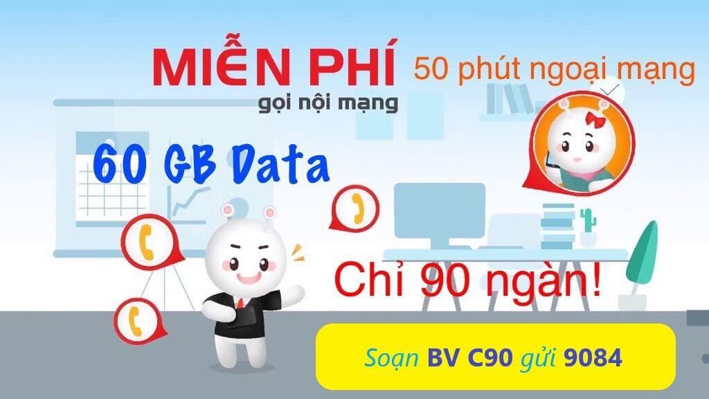 Hướng dẫn cách đăng ký gói cước C90 MobiFone đơn giản thả ga